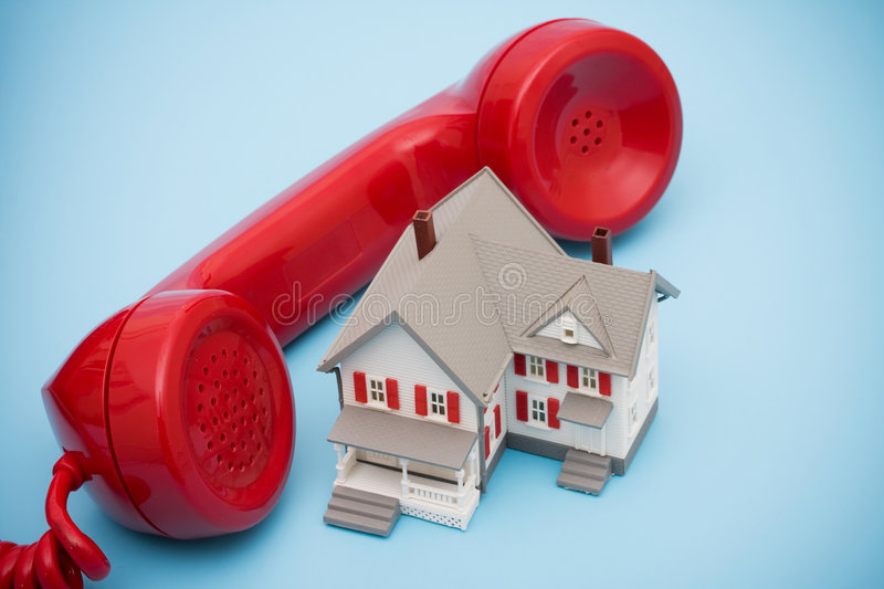 Download Calling For Help stock image. Image of building, structure - 6205169