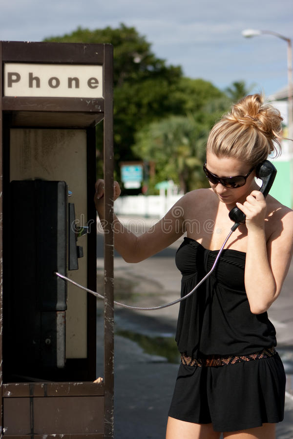 Calling on the phone
