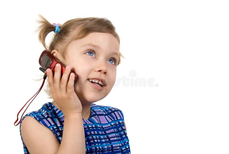 Download Calling to mom stock image. Image of life, people, smiling - 2360799
