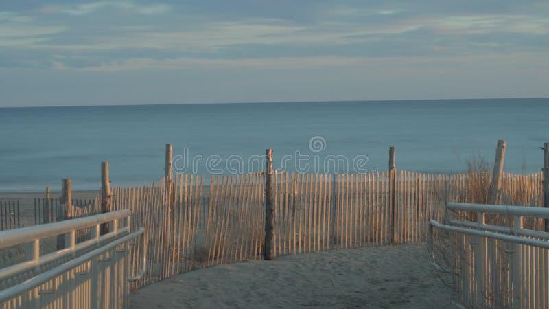 Calm ocean stock photography