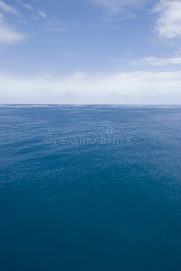 Calm sea. Landscape,pls check my other sea and ocean pictures royalty free stock photo