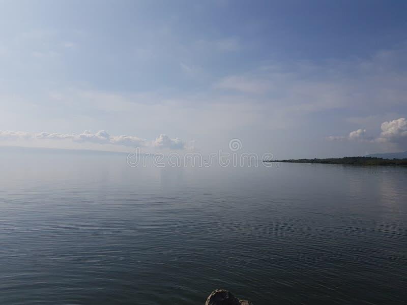 Calm Sea royalty free stock photography