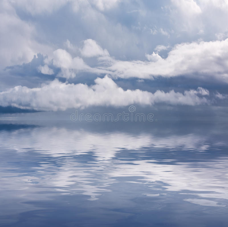Download Calm after Storm stock image. Image of gray, square, quiet - 10987835