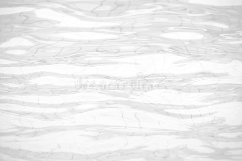 Calm water surface with small ripples, white wave abstract or rippled water texture background royalty free stock photos