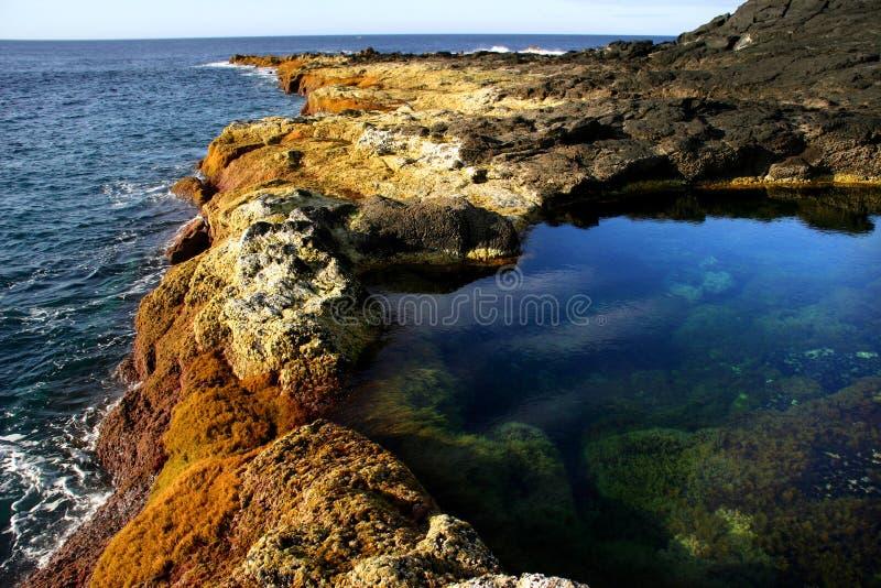 Calm waters stock photos