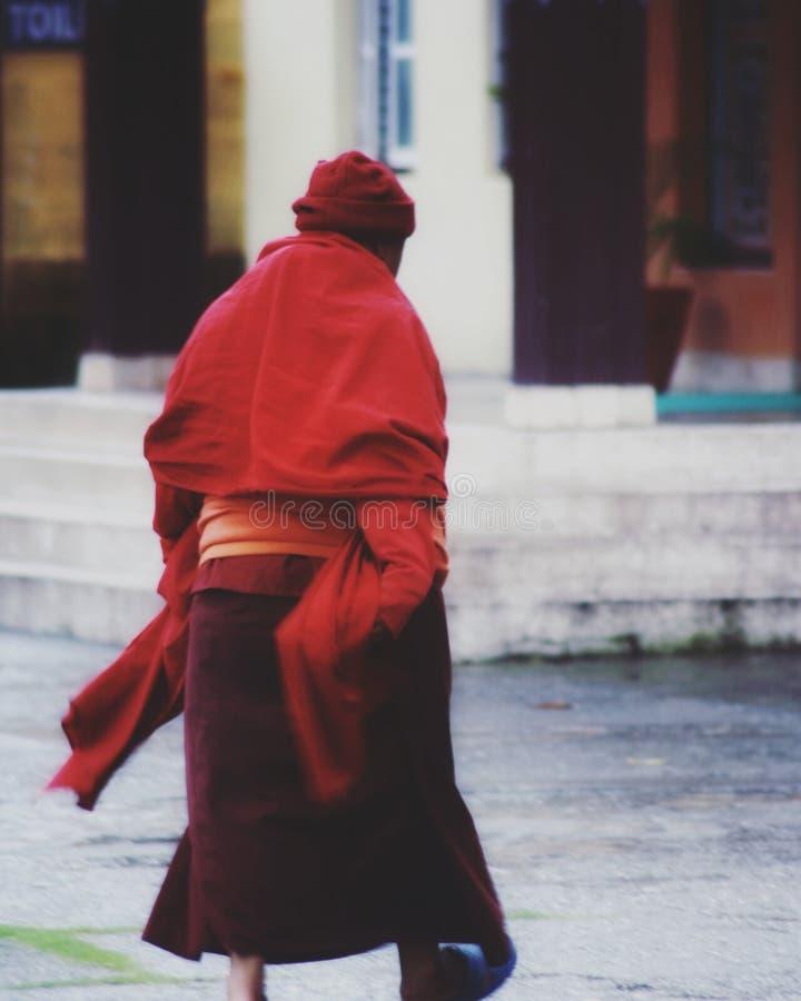 Calma do budismo imagens de stock royalty free