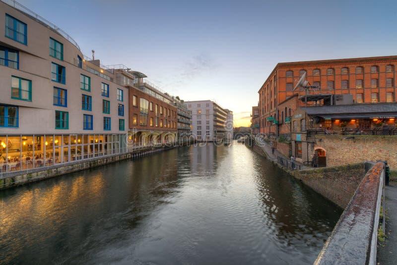 Calme en Camden Town photographie stock