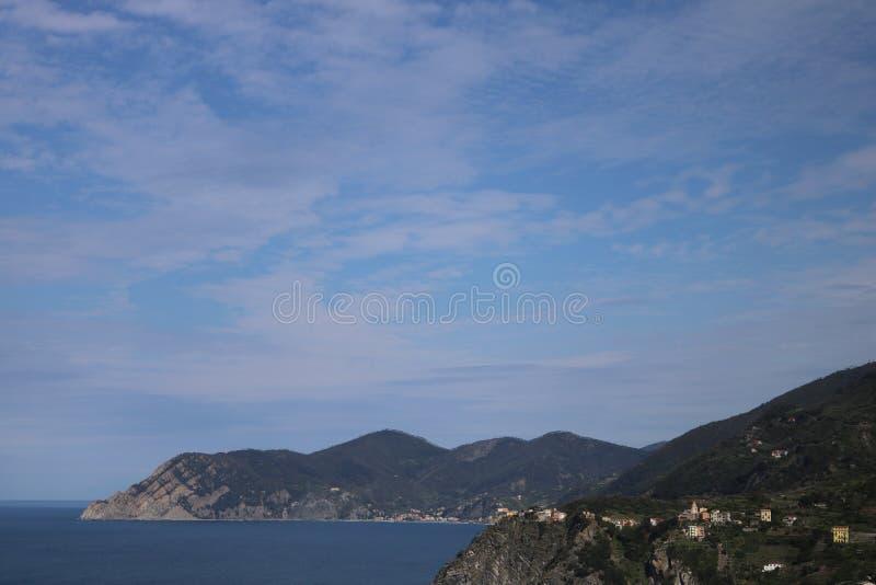 Calmi l'oceano fotografie stock libere da diritti