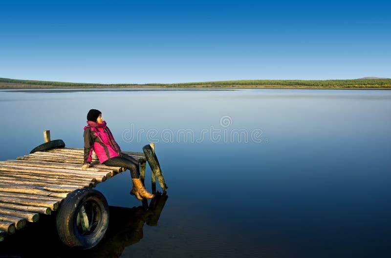 calmness zdjęcie royalty free