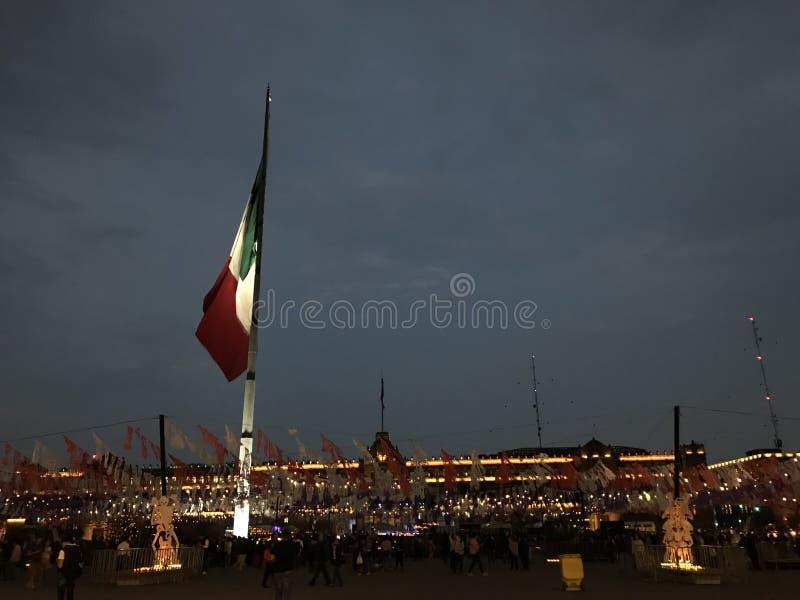 Calo för ³ för Mexico mittzà royaltyfria bilder