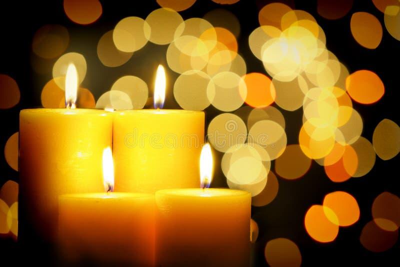 Calor de la Navidad imagen de archivo