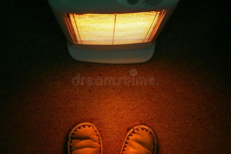 Calor del calentador fotos de archivo