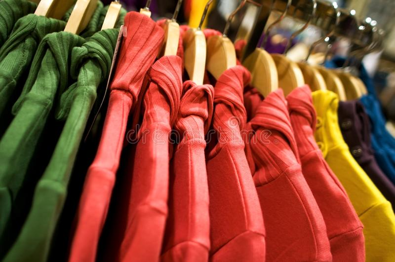 Calore Colourful fotografia stock