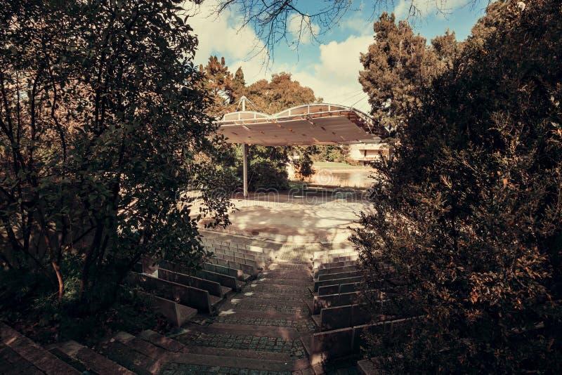 Calouste Gulbenkian fundament arkivfoton
