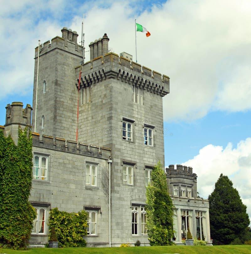 calre城堡co dromoland爱尔兰 库存照片