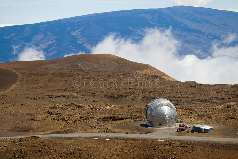 Download Caltech Submillimeter Observatory Stock Image - Image: 10344205