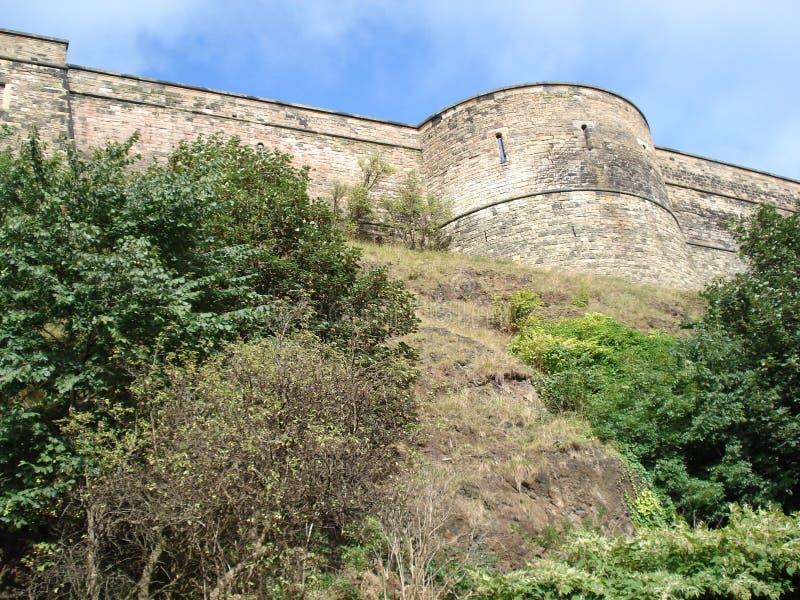 calton爱丁堡小山 免版税图库摄影
