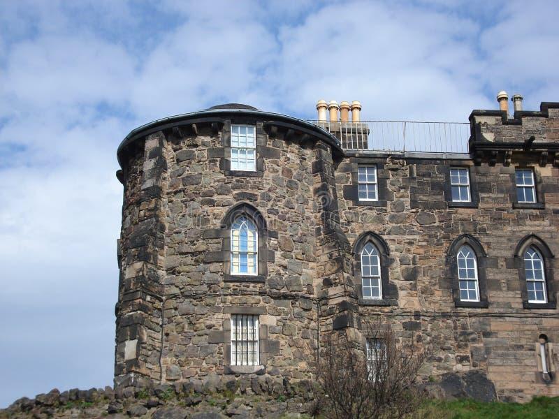 calton Edinburgh wzgórze zdjęcie stock