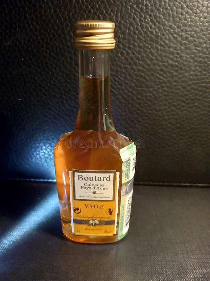 Calvados Calvados Boulard fotos de archivo