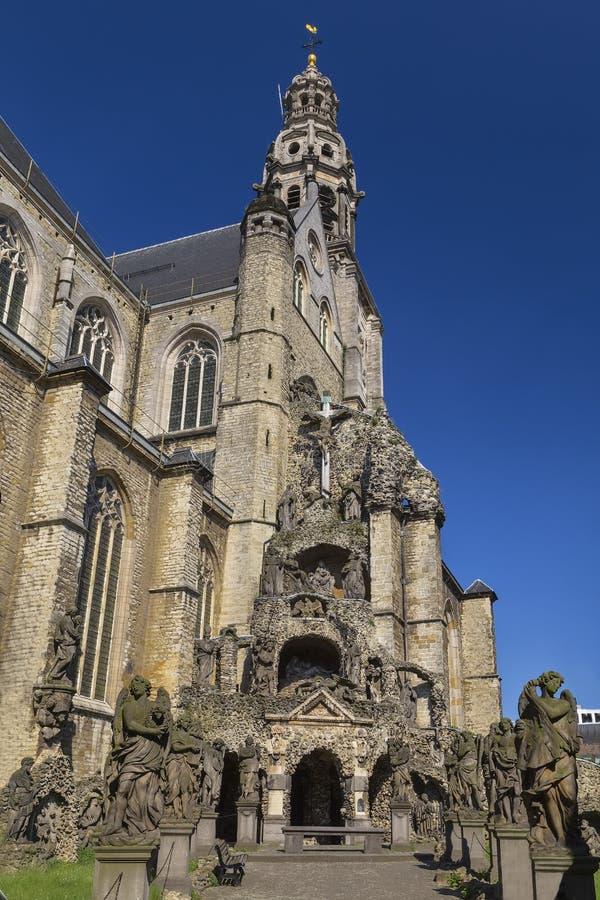 Calvario della st Pauls Cathedral fotografia stock libera da diritti