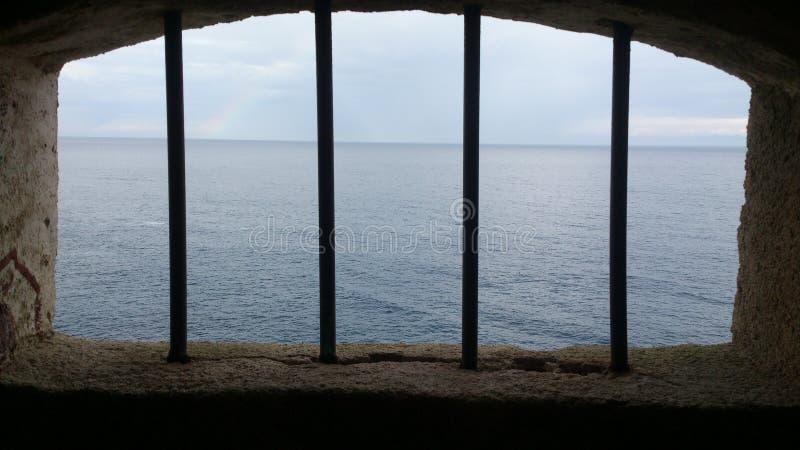 calvi Corsica France obraz royalty free