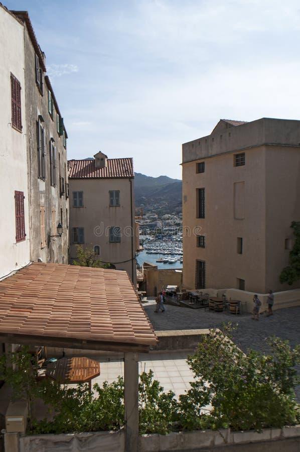 Download Calvi, Cytadela, Antyczne ściany, Linia Horyzontu, Corsica, Corse, Francja, Europa, Wyspa Obraz Editorial - Obraz złożonej z klimat, stary: 106903550