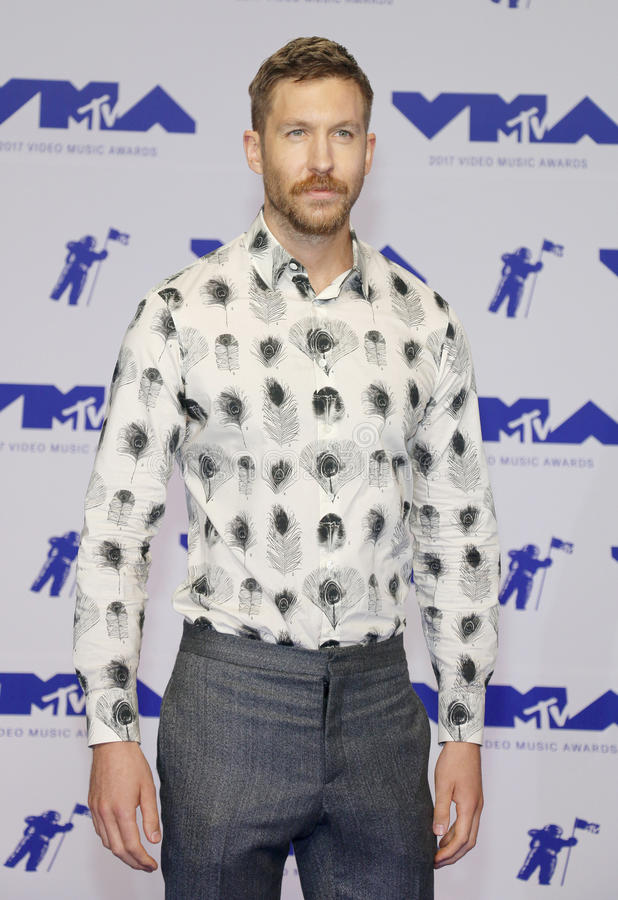 Calvin Harris images stock