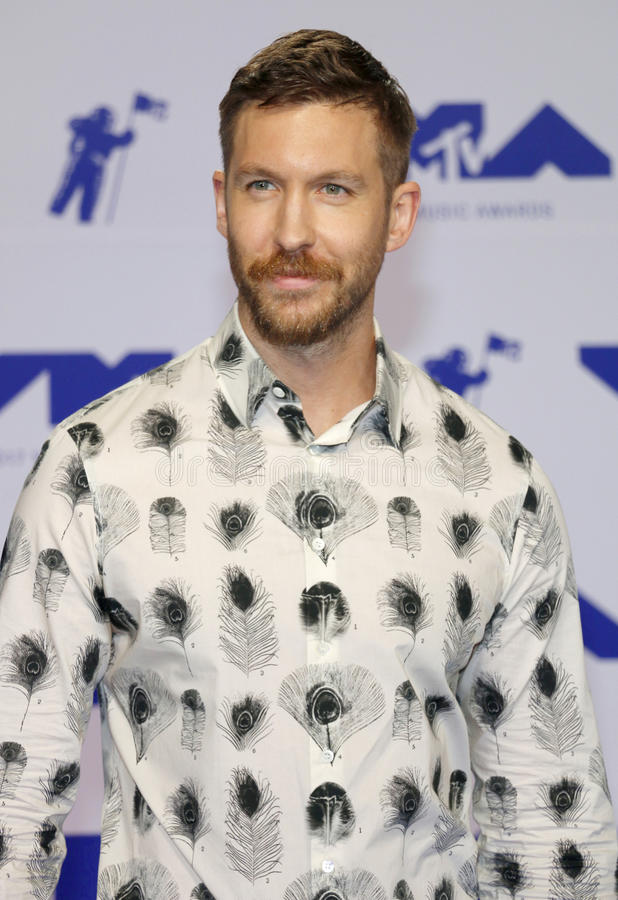 Calvin Harris image stock