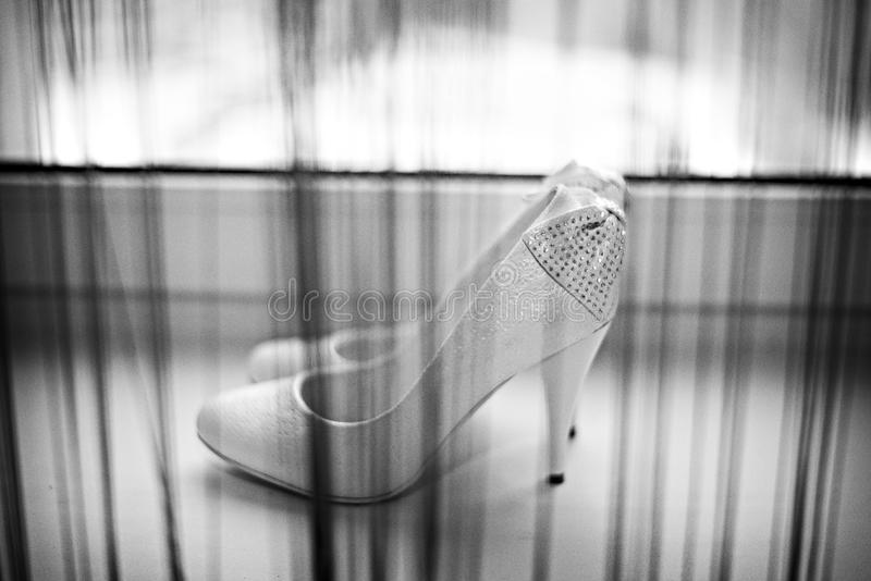 calzatura immagine stock