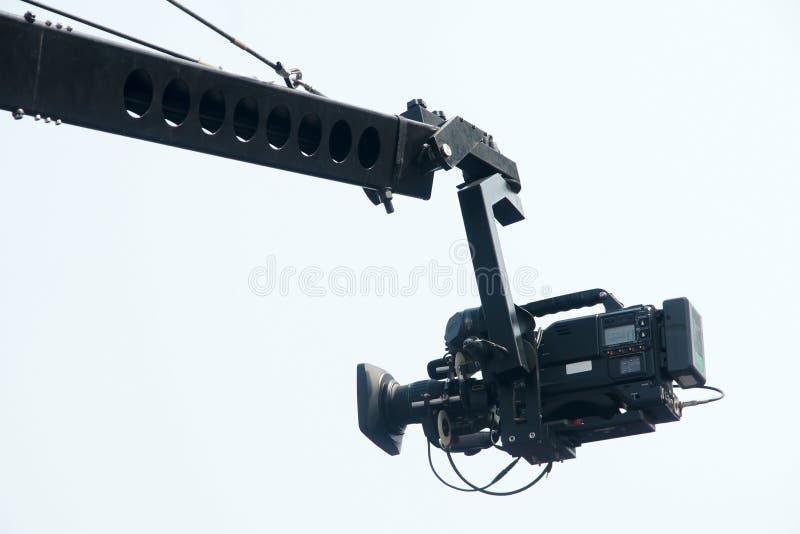 Caméra vidéo image libre de droits