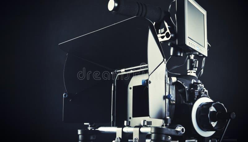 Caméra vidéo complexe image libre de droits