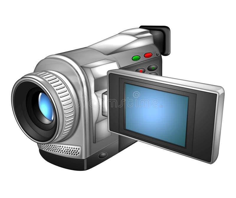 caméscope illustration libre de droits