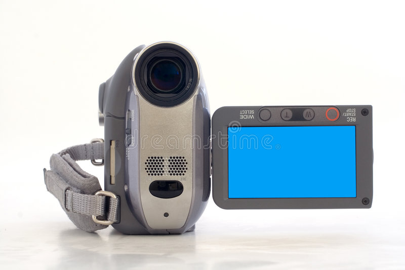 Caméscope photographie stock