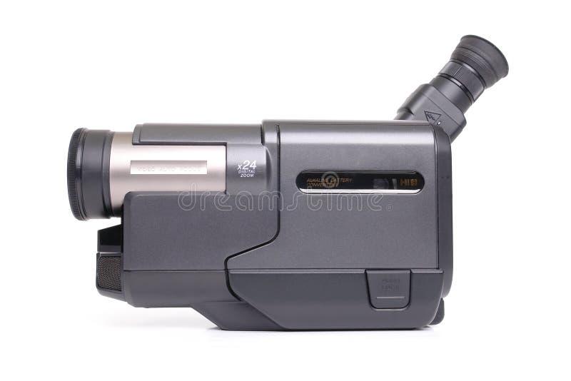 Caméscope analogique photographie stock libre de droits