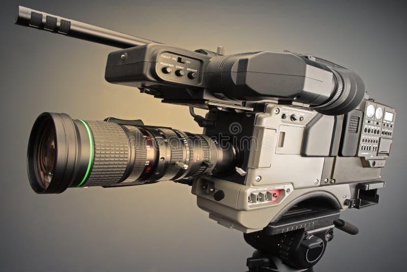 Caméscope d'émission photos libres de droits