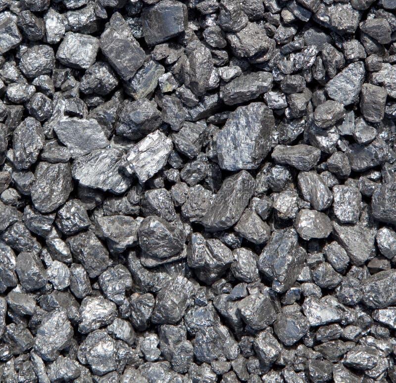 Cama del carbón fotografía de archivo libre de regalías