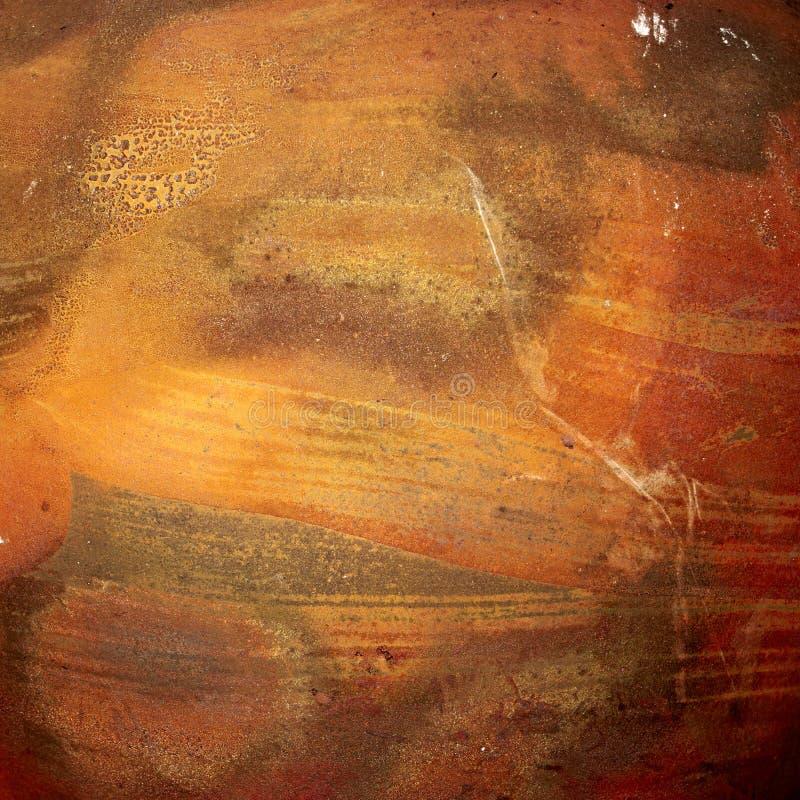 Camada de sujidade abstrata da textura fotografia de stock