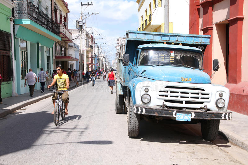 Camagsuey, Cuba photo stock