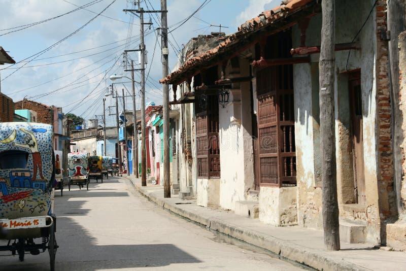 Camaguey Kuba fotografia stock