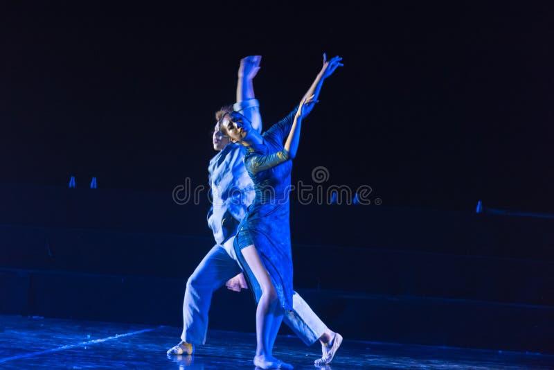 Camarade 5 d'amour--Âne de drame de danse obtenir l'eau photographie stock