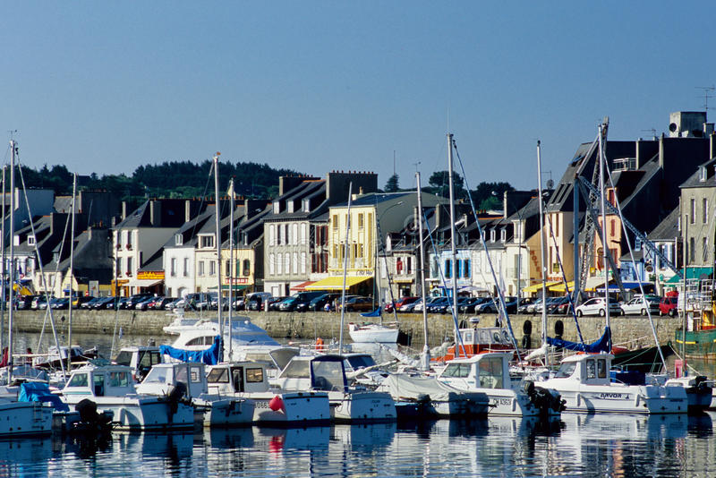 Camaret royalty free stock photography