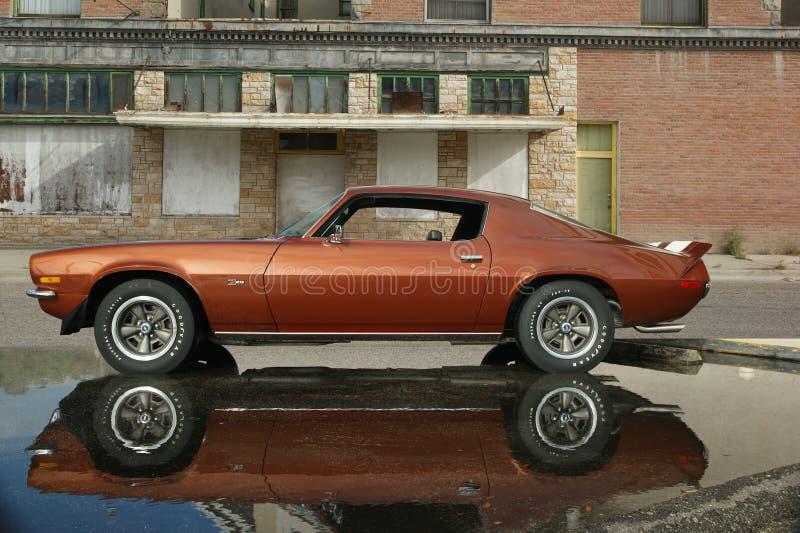 Camaro 1970 Z/28 lizenzfreie stockfotografie