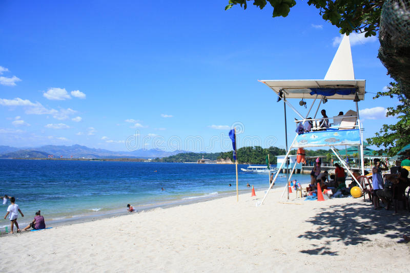 Beach Resort editorial image Image of sand blue subic 69278795