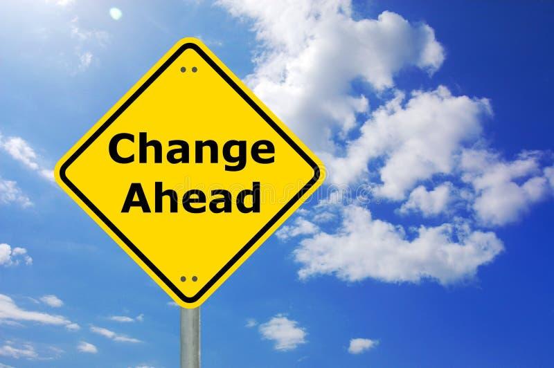 Cambiamento Immagini Stock Libere da Diritti