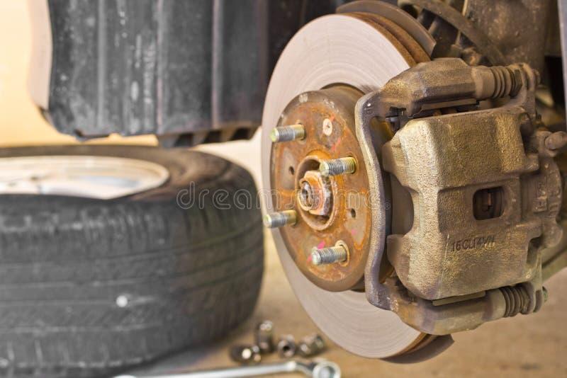Download Cambiamento della ruota fotografia stock. Immagine di manuale - 30828174
