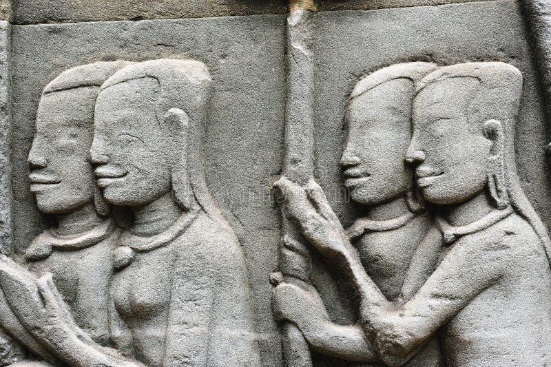 Download Cambodia; Angkor; Bayon Temple Stock Images - Image: 5174134