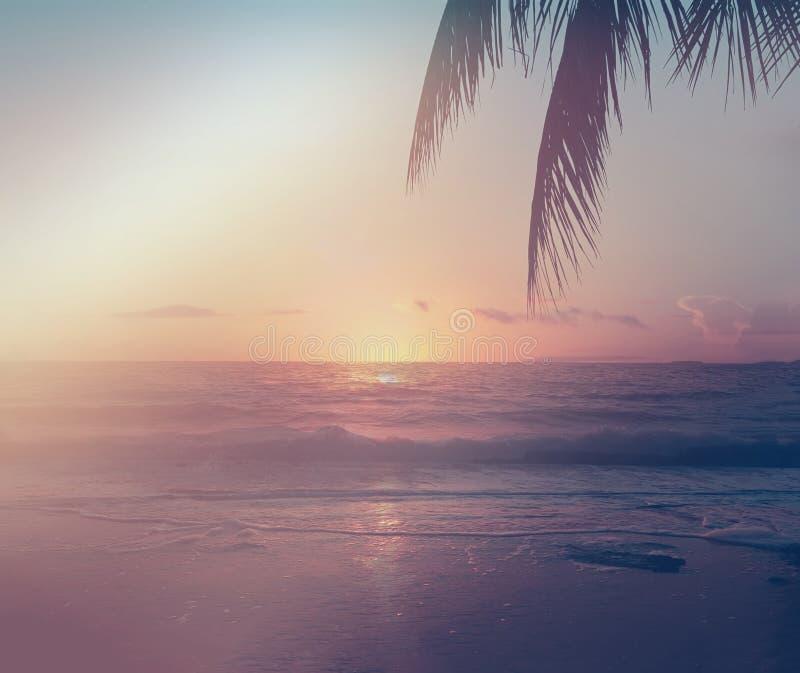 Cambodia Otres Beach. Sihanoukville Sunset stock images