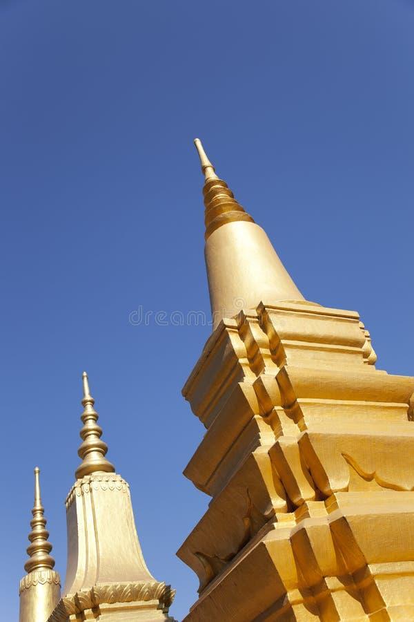 Cambodia Temple Stock Photo