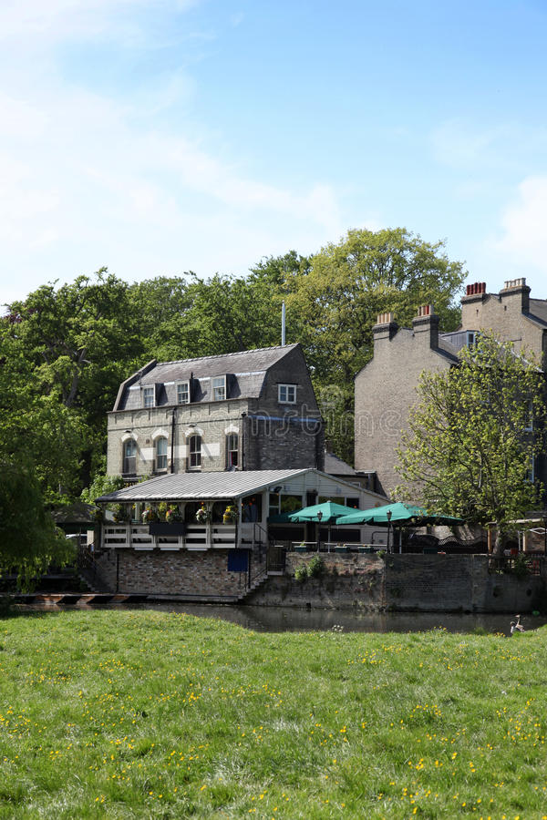 cambridge Англия стоковое изображение
