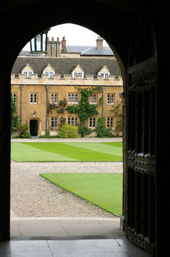 cambridge Англия стоковые изображения